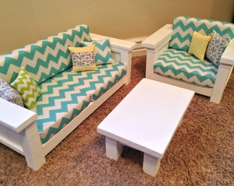 How to Build 18 Inch Doll Furniture Cheap PDF Plans