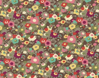 Moda fabric Avant Garden 16126-17...Sold in continuous cut 1/2 yard increments