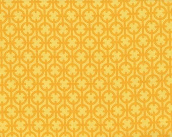 Premium quilting cotton fabric by the yard in yellow by fabric designer Paula Prass for Michael Miller. Need more fabric yardage? Just ask.