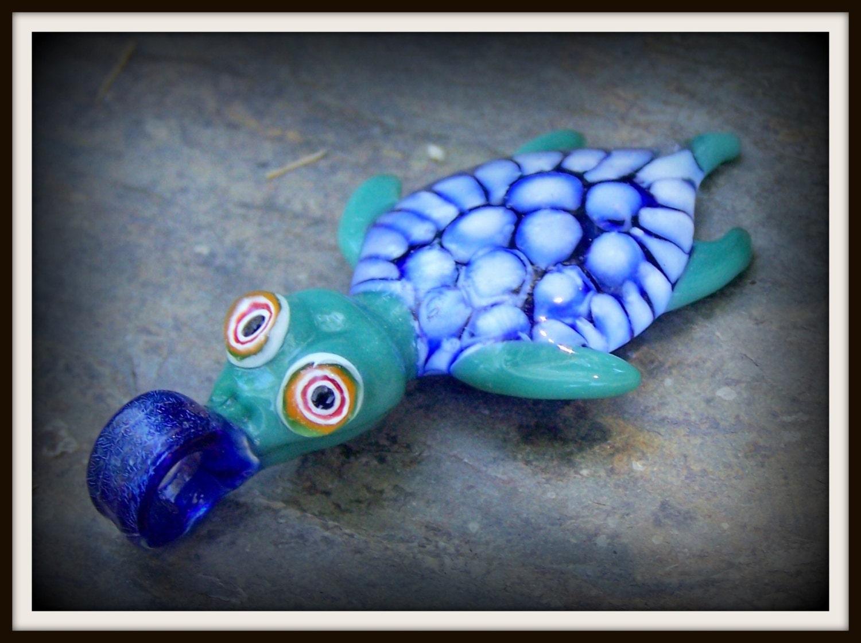 Blue baby turtles - photo#44