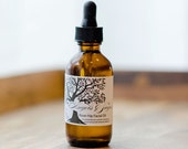 Rose Hip Moisturizing Face Oil. A nourishing facial serum good for all skin types.