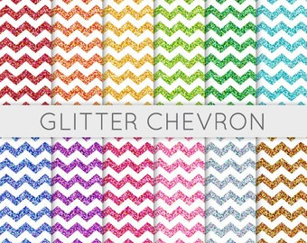 Popular items for sparkly chevron on Etsy