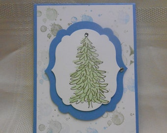 Holiday Card - Christmas or New Years