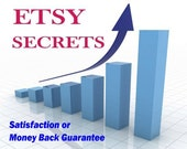 Etsy Shop Marketing Secrets - Uncovering the Magic Bullet of Promotional Tools To Promote Etsy Shop Success