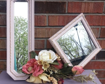 Wall Mirrors With Annie Sloan Paint And Wax