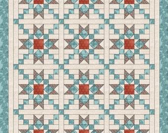 Arizona Arrowheads quilt pattern by Jean MaDan