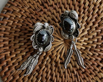 Vintage Sterling Post Earrings