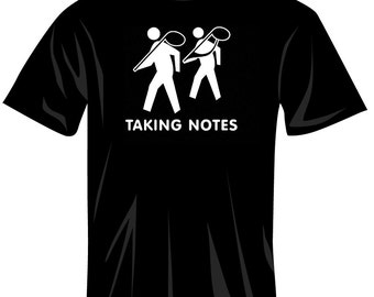 Taking Notes T-Shirt (100377)