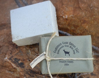BlackBerry Sage Goat Milk Castile Soap