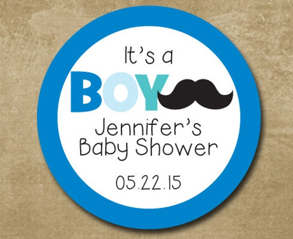 baby boy shower stickers personalized baby shower stickers baby