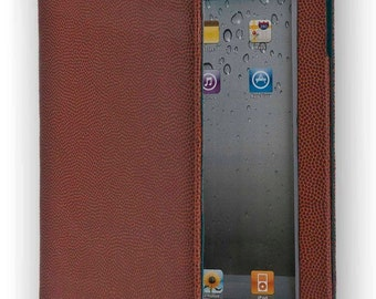 Football iPad Case -genuine football material