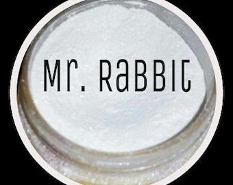 Mr.Rabbit loose mineral* vegan eyeshadow lip safe