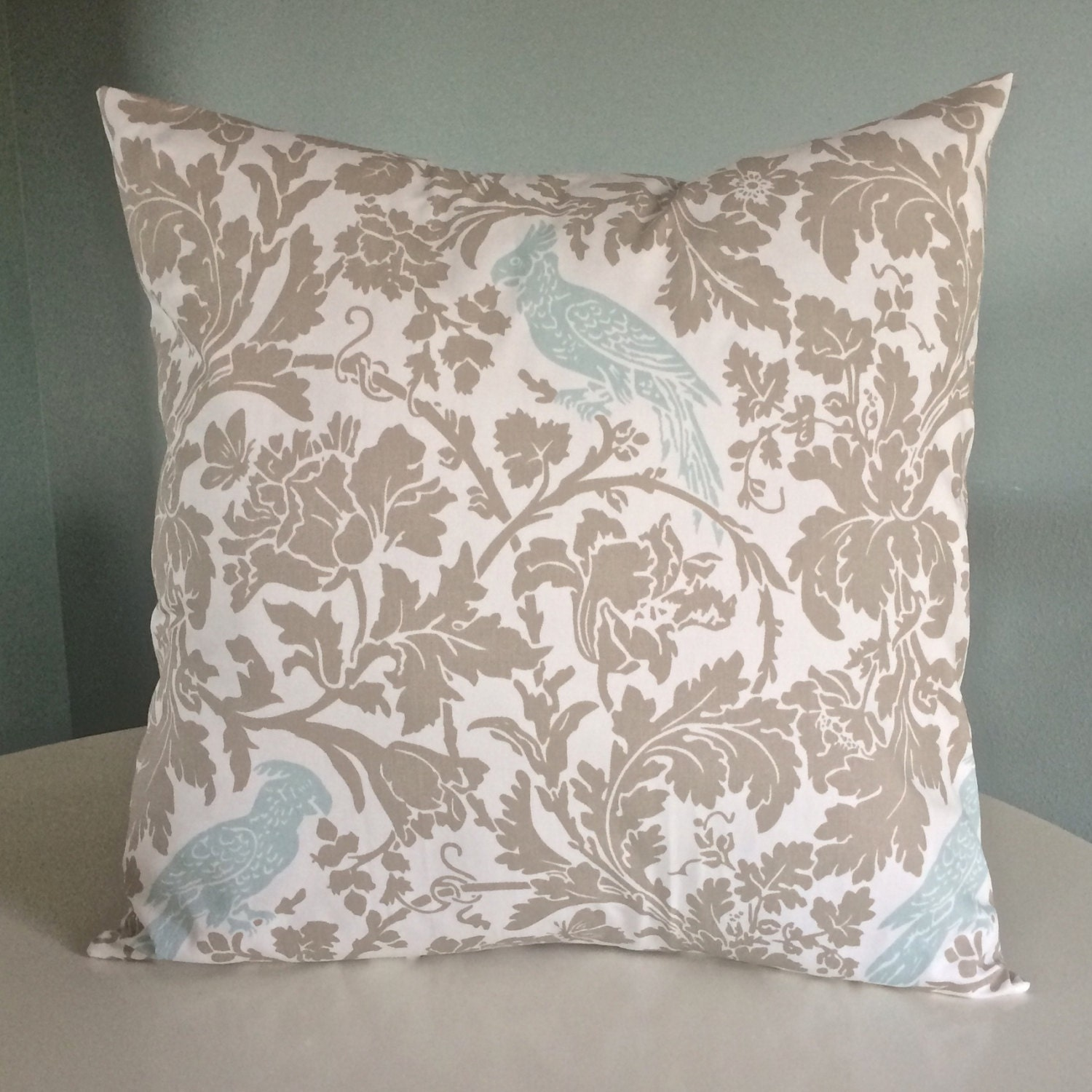 Throw Pillow Euro Sham : 24x24 Decorative Euro Pillow Sham READY TO SHIP