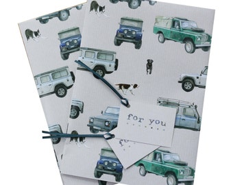 """Shop """"land rover"""" in Paper & Party Supplies"""