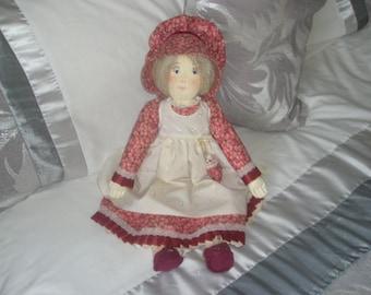 Heather the Rag Doll