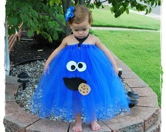 Halloween Costume Cookie Monster Halloween Costume