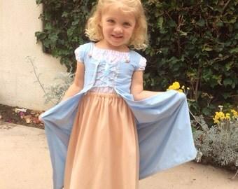 Adorable Girl's Renaissance Outfit