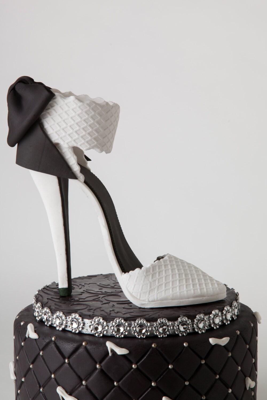 Stiletto High Heel Shoe Kit By Nycake On Etsy