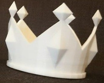 King Boo-inspired Crown - 3D Printed