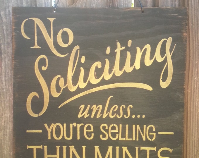 no solicitation sign, No Soliciting Sign, funny no soliciting, no solicitors, front porch sign, porch rules, front door decor, 85/83