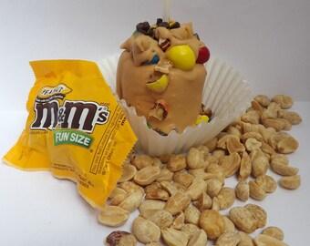 Peanut MnM Marshmallow Pops
