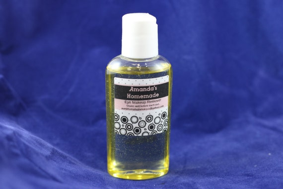 remover 2 Natural Homemade oz all natural homemade Remover makeup  All Makeup