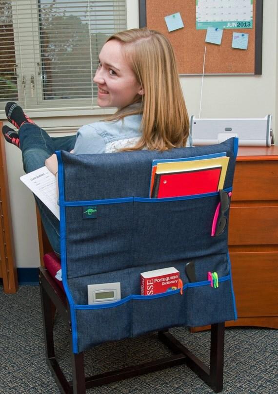 The Aussie Pouch Dorm Desk Chair Organizer