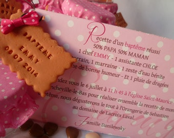 """""""Greedy"""" announcements created made-to-measure, custom serious biscuit."""