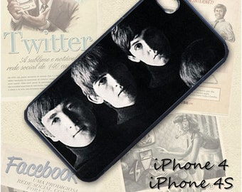 Beatles cell phone Case / Cover for iPhone 4, 5, Samsung S3, HTC One X, Blackberry 9900, iPod touch 4 / 124