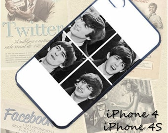 Beatles fab four cell phone Case / Cover for iPhone 4, 5, Samsung S3, HTC One X, Blackberry 9900, iPod touch 4 / 469