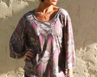 Butterfly Top-Amy Zerner