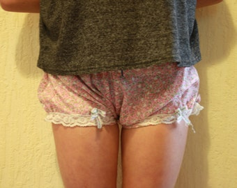 Bloomer/Pantaloon Shorts
