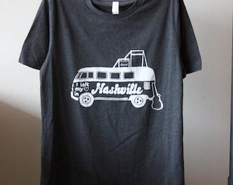 I Left My Heart in Nashville - T-Shirt