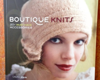 Boutique Knits by Laura Irwin, Interweave Books