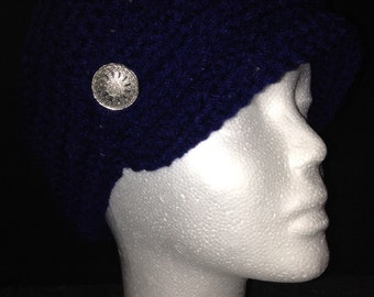 Page boy style hat
