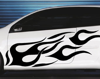 Japanese Dragon Vinyl Cut Car And Truck Decal Graphic Stickers - Graphics for cars and trucksfull color flames graphics car truck decals truck decals