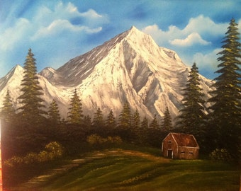 Mt. Hood Cabin