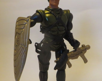 Vintage 1980's Warriors of Symbion Sectaurs Skito Action Figure
