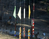 Southwest Cholla Cactus Wind Chime and Sun Catcher