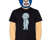 Walter White Calavera Men's T-Shirt Small, Medium, Large, X-Large, XXL