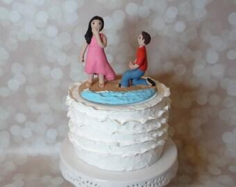 Wedding cake topper sample sets