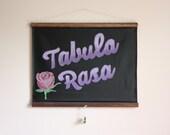 Blank Chalkboard - Smaller Size // Sign // Chalk Art // Calendar // Grocery List // Wall Hanging // Wedding // Birthday // Decoration