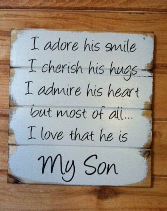 love you my son quotes Car Tuning