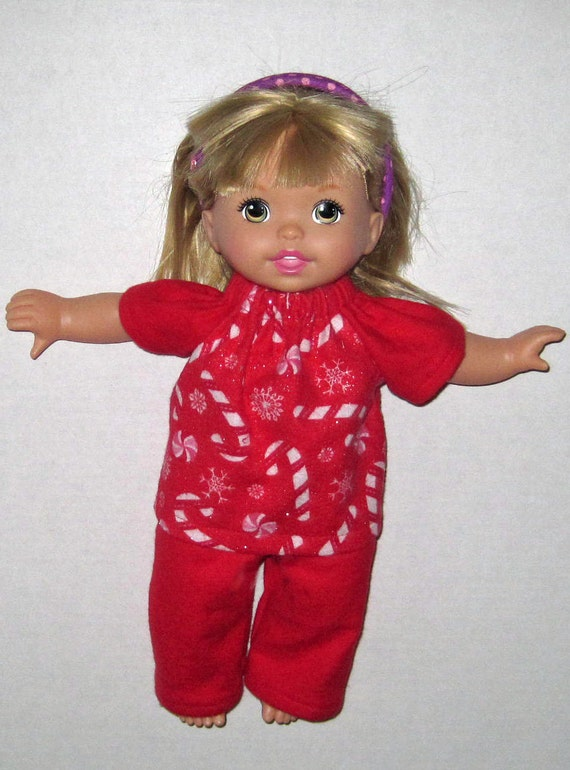 Little Mommy Doll Pajamas