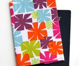 Passport Cover - Colorful Asterisks