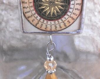 Sailors Compass Rose 9