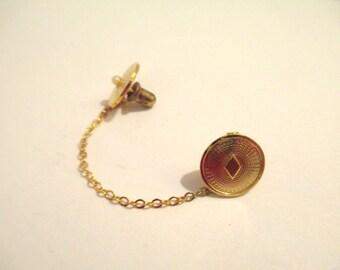 Vintage 80's Lapel Tac Pin Set DEADSTOCK