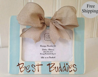 Best Buddies Frame - Bronwyn Hanahan Art