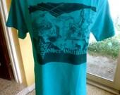 Ober Gatlinburg 1990s vintage tee ski tee shirt size small