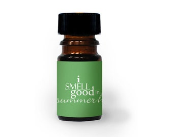 SUMMER HERBS Perfume Oil